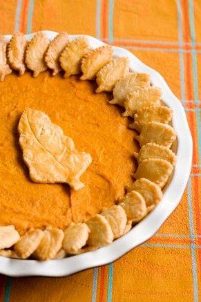 Paula Deen Pumpkin Pie - literally everyone loves it! http://www.pauladeen.com/recipes/recipe_view/pumpkin_pie