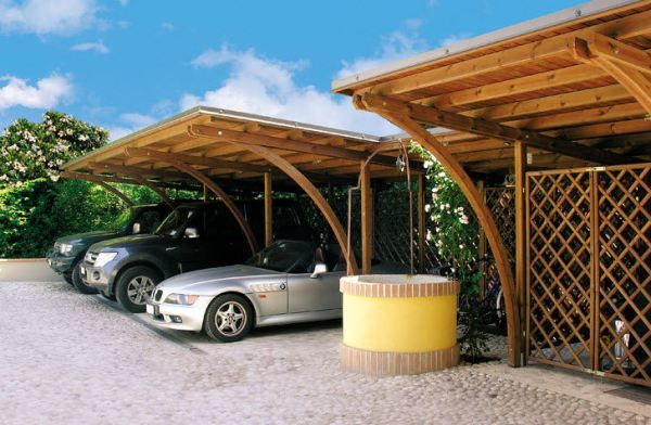 Do It Yourself Building Plans: Wood Carport – Easy DIY