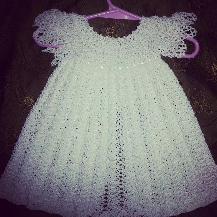 Best Crochet Christening Gowns