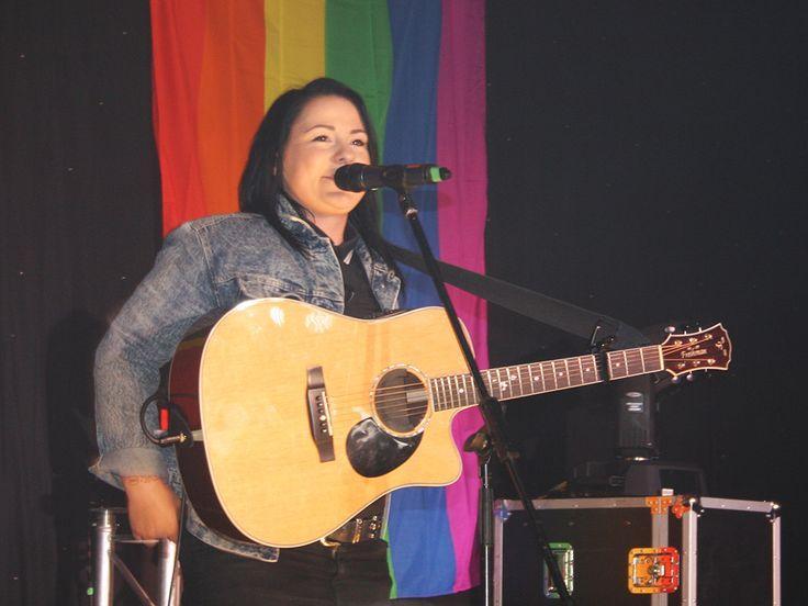 Essex Pride 2014 Lucy Spraggan