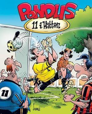 """""""Pondus - 11 i hatten"""" av Frode Øverli"""