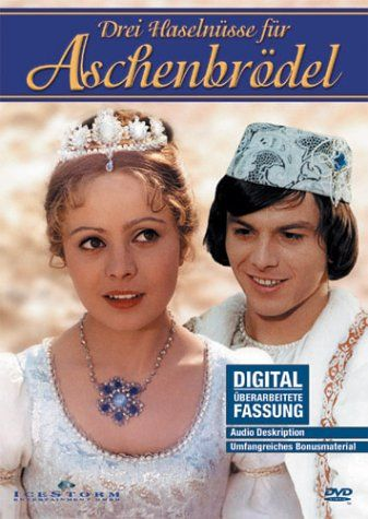 DVD Drei Haselnüsse für Aschenbrödel