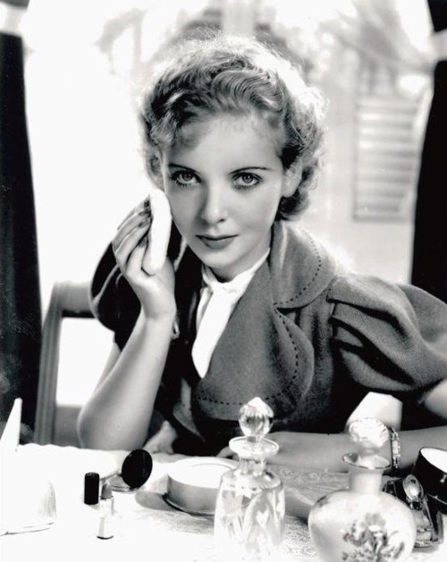 Ida Lupino from the Max Factor Collection