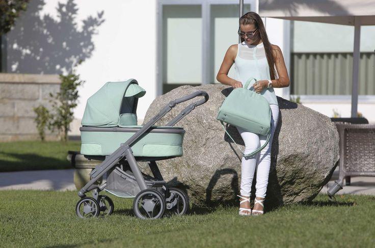 ¿Conoces la colección de cochecitos para bebé Privé 2015 de Bébécar? - Urban&Mom