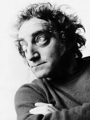 """Marty Feldman - English comedy writer, comedian and actor, easily identified by his bulbous and crooked eyes. Best known for his role as Igor in the film """"Young Frankenstein"""". He died on Dec 2, 1982 from a heart attack at the age of 48"""