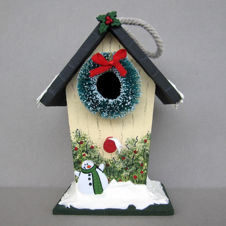Decorative Bird House Theme And Kids Rooms Ideas: 17 Best Images About Birdhouses On Pinterest