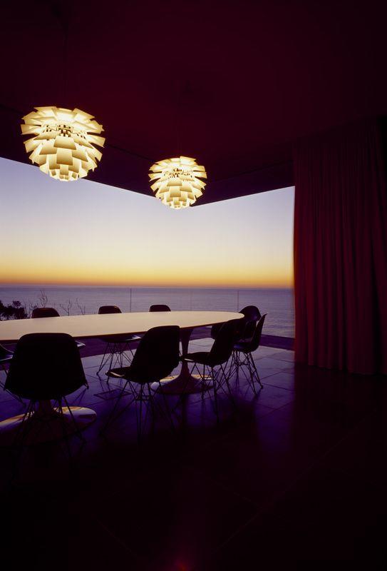 Spectacular view - great lamps!  desiretoinspire.net - DesignKing