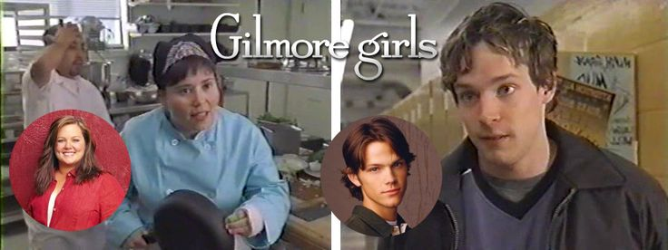 In the unaired Gilmore girls' pilot, the character Sookie St. James was played by Alex Borstein and the character Dean Forester was played by Nathan Wetherington.