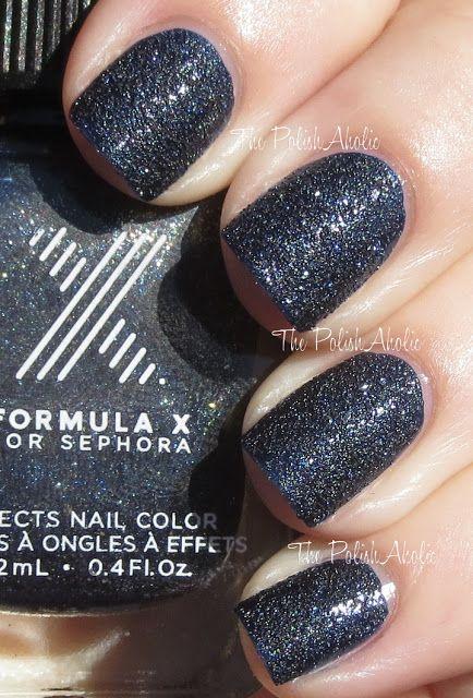 The PolishAholic: Saturday Spam: Formula X
