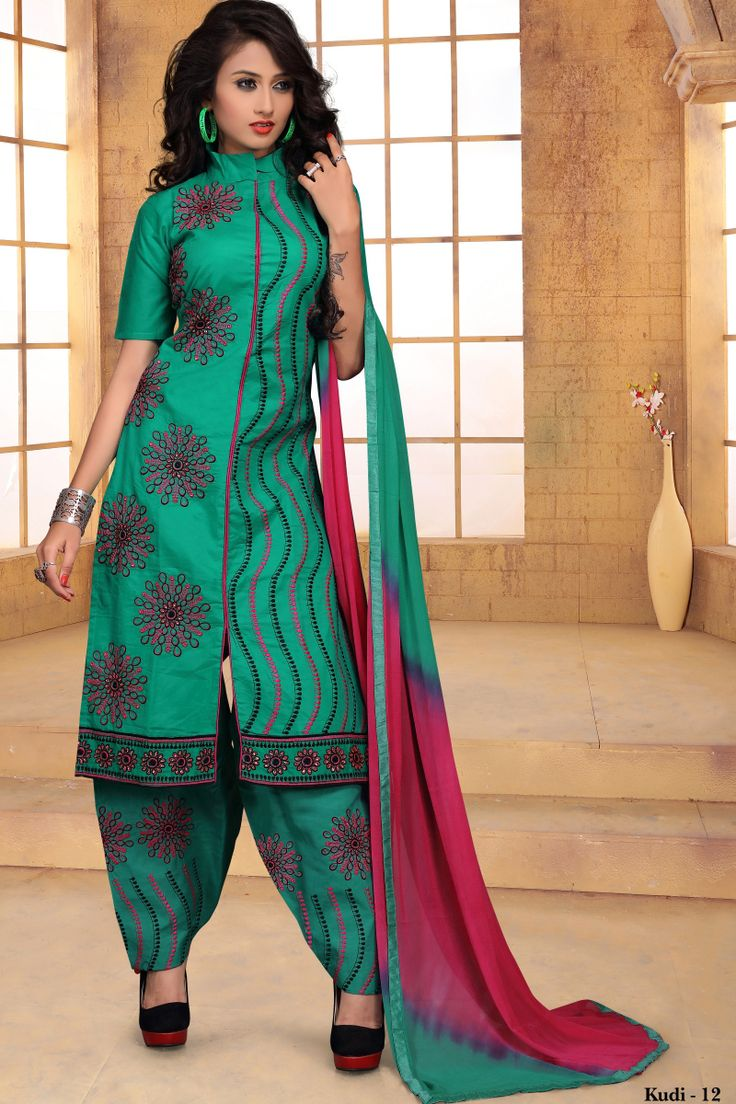 simple rama pure lawn daily wear patiala suits with work
