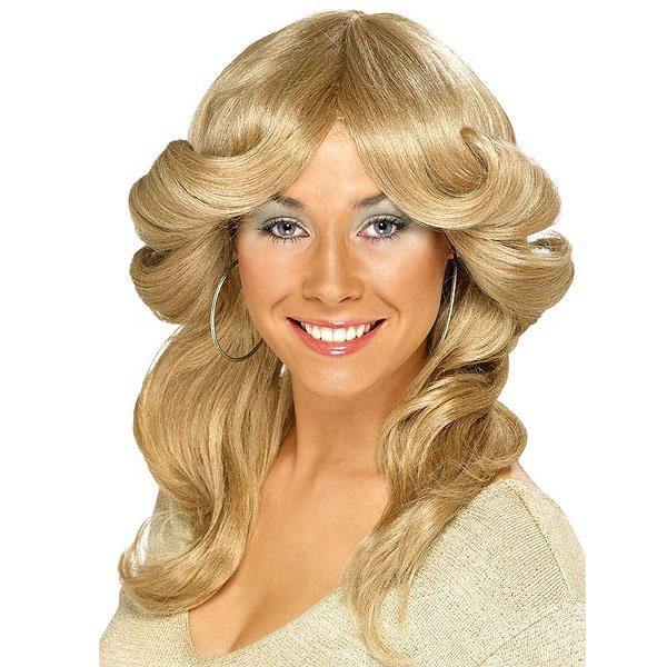 70's hairstyle. Terrible.   Bad Hair   Pinterest   Wings ...
