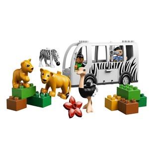 LEGO Duplo Zoo Bus