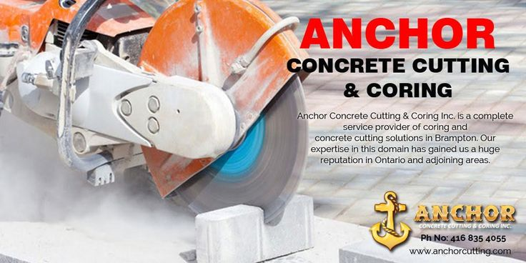 Anchor #concrete #cutting & #coring provide #experienced #staff uses the latest #equipment to provide #professional #demolition, #coring and #Concretecutting services in #Milton at a #reasonable #price.So visit at anchorcutting.COM !!  Just Dial:- 416-835-4055  #ConcreteCuttingServicesMilton #CoringServicesMilton