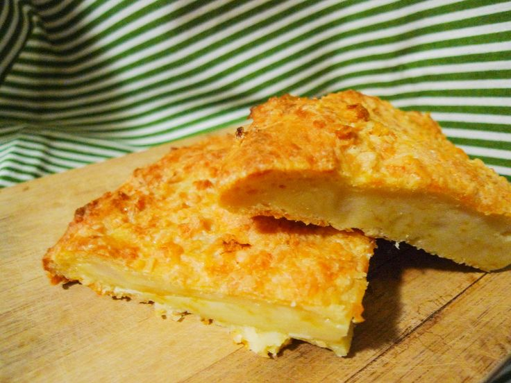 2014-10-18 - Cheese & Potato Bread