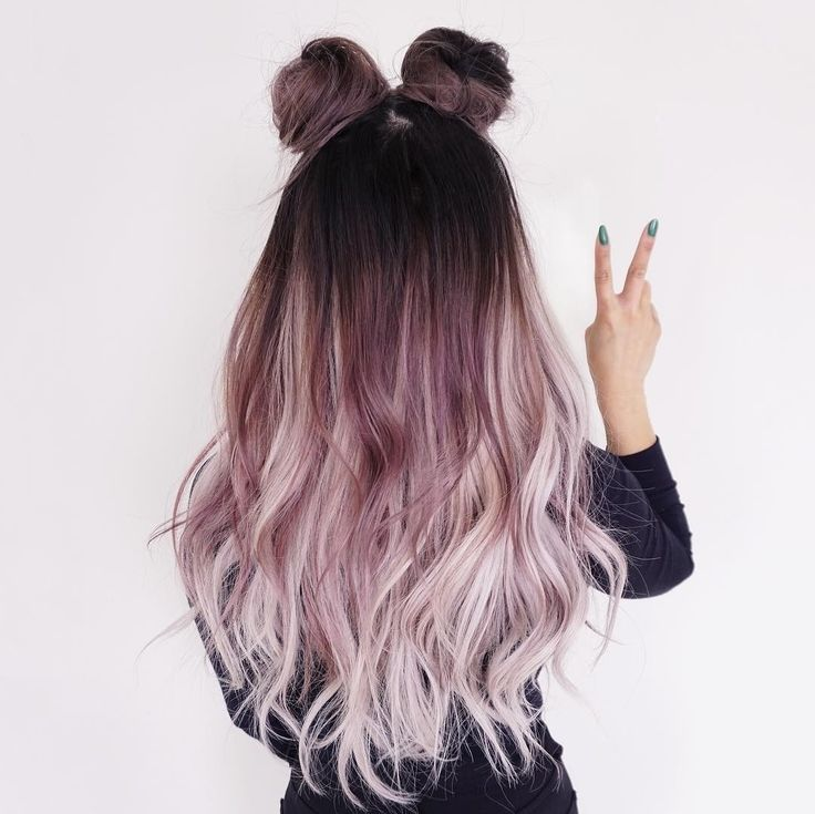 "161 Likes, 3 Comments - BRITE ORGANIX (@briteorganix) on Instagram: ""Catcha weekend! Colour by @evalam_ #hairinspo #colourmelt #dyedollies #colouredhair #hairgoals"""
