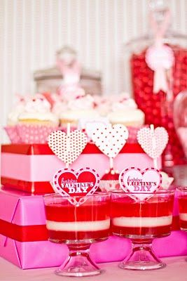 oh so cute! my disdain for v-day has famished! http://www.andersruff.com/custom-printable-parties/dessert-tables/straight-from-the-studio-i-heart-valentines-day-collection-photo-shoot/