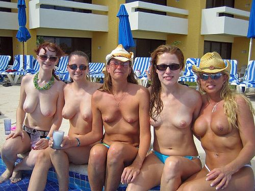 Bodies, boring swingers hotel cancun
