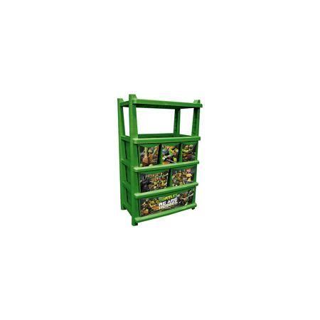 """Little Angel Комод для детской комнаты """"Черепашки ниндзя"""" 610мм комбинированный, Little Angel, зеленый  — 4140р.  Комод для детской комнаты """"Черепашки ниндзя"""" 610 мм комбинированный, Little Angel, зеленый ‒ это детская мебель от отечественного производителя . Комод изготовлен из экологически безопасного материала ‒ полипропилена, который обеспечивает легкость конструкции, прочность, устойчивость к физическим и химическим воздействиям. Окраска комода обладает высокой устойчивостью цвета к…"""