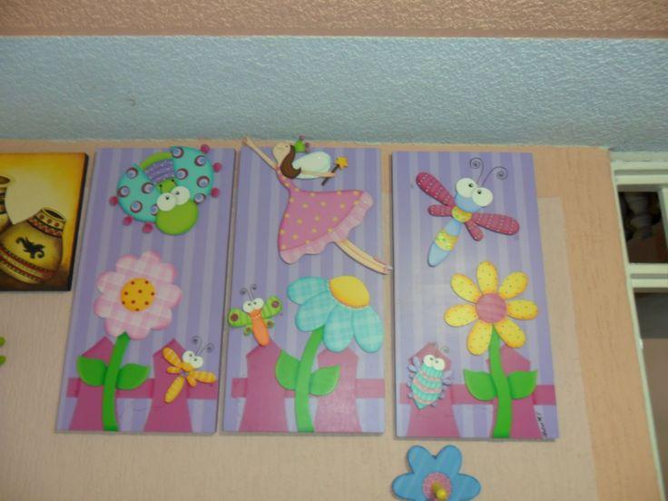 AVENTURAS COUNTRY: CUADROS INFANTILES