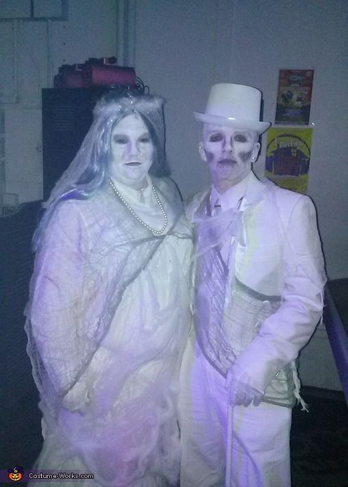Aborition Couple Costume Contest At Works Com