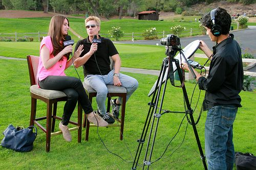 Kato Kaelin, Traci Stumpf, Celebrity Golf