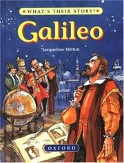 Cover of: Galileo by Jacqueline Mitton