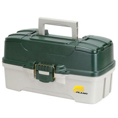 Three Tray Tackle Box