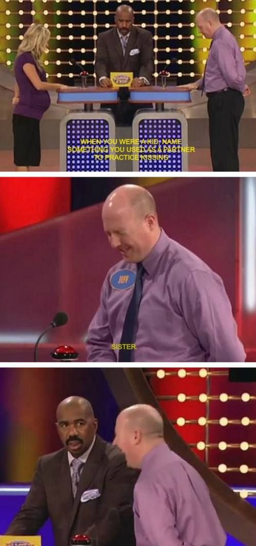 Funny Reactions From Steve Harvey On Family Feud | Things ...