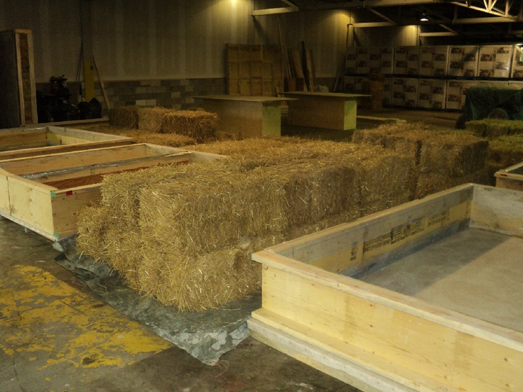 17 best images about straw fibre buildings on pinterest for Prefabricated garages ontario