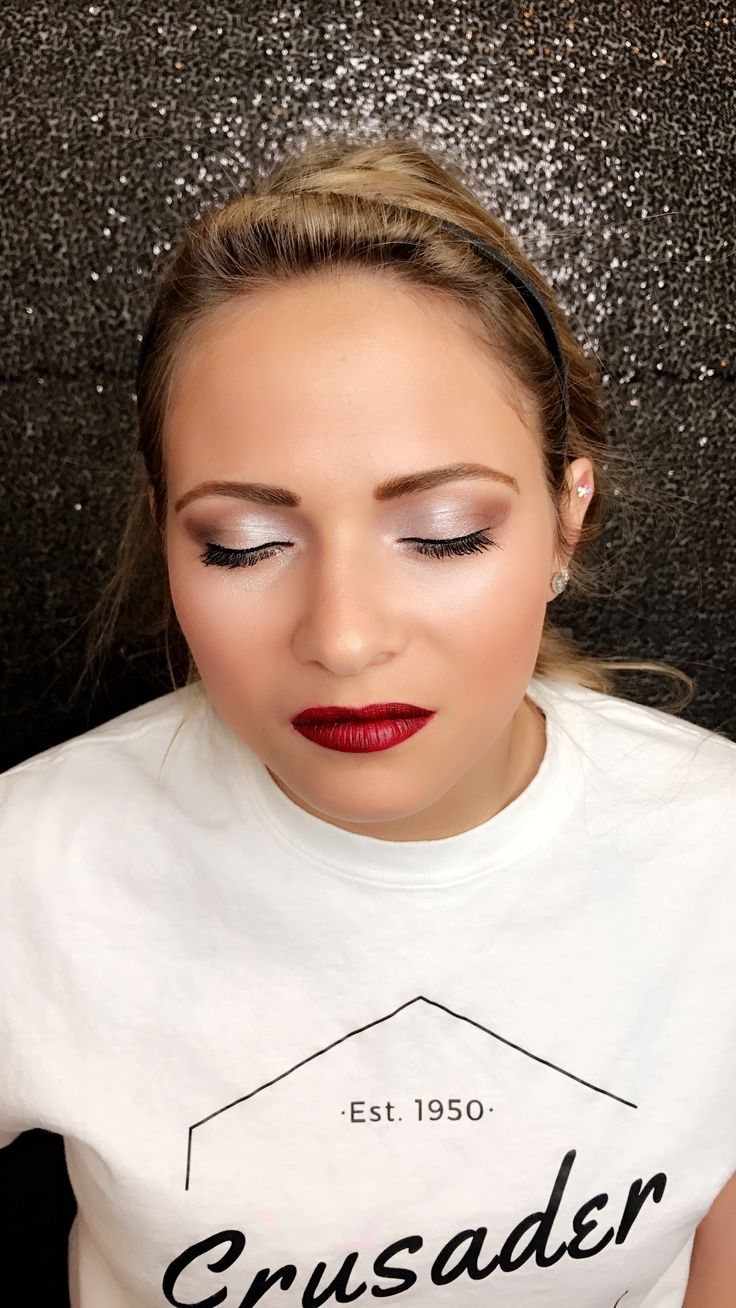 Airbrush Makeup look for Prom! Prom LuminessAiress