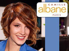 Prix balayage cheveux long camille albane