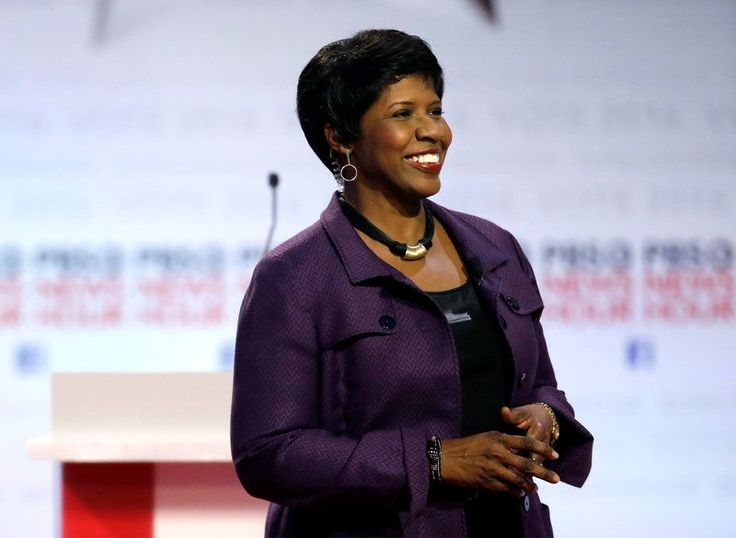 PBS political reporter and vice-presidential-debate moderator Gwen Ifill died Monday in hospice care. She was 61. In April, Ifill took a leave from her position as the moderator and managing editor ofWashington Week and co-anchor ofPBS Newshour to address some health issues. At the time, a representative