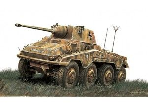 Sd. Kfz. 234/2 Puma 1:48