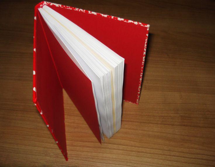 Handmade notebook!
