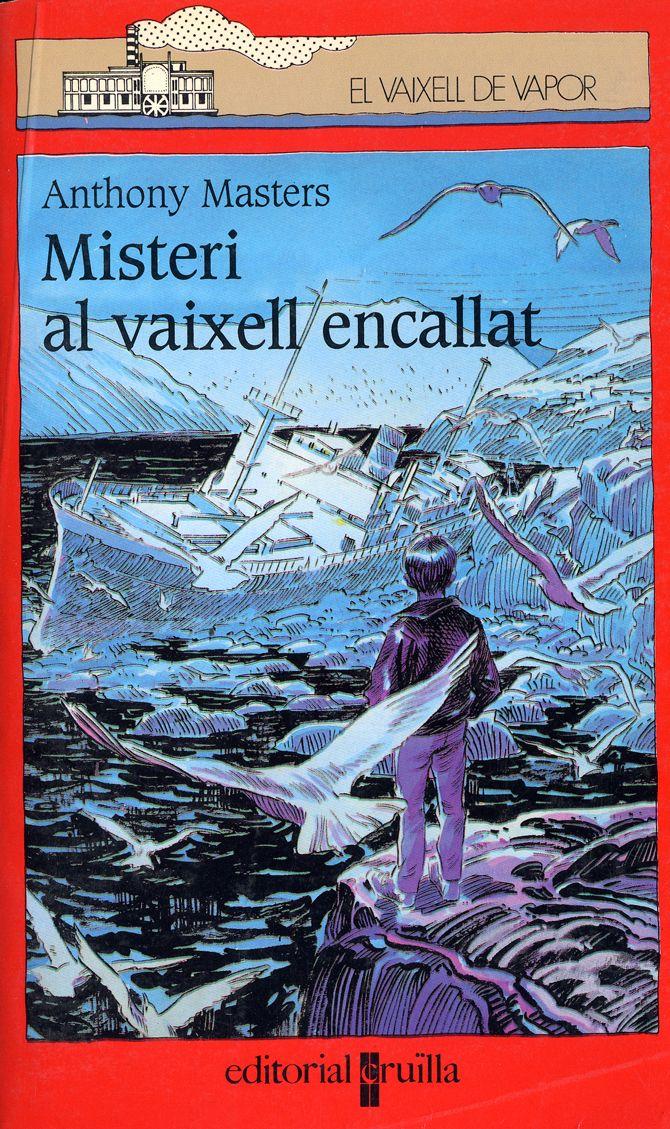 El misteri del vaixell encallat - Anthony Masters