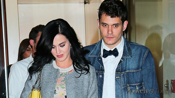 Katy Perry and John Mayer Will Go weddings ?