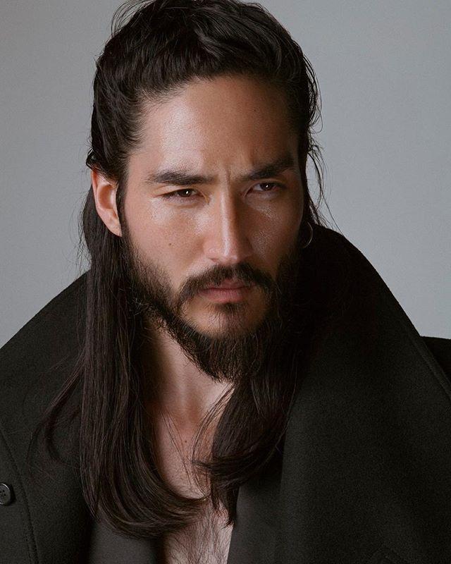 постараюсь фото японские мужчины с длинными волосами вот жена, если