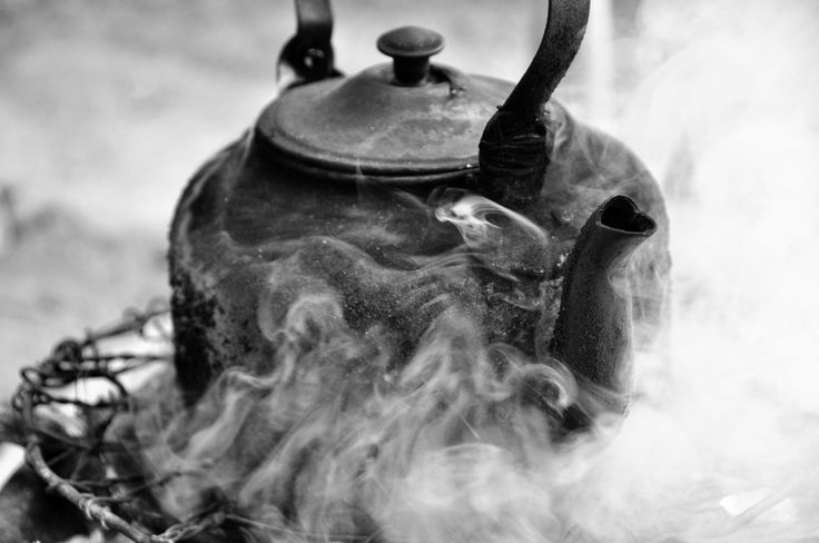 Photograph Jiangxi ancient teapot smokes sommons a phoenix by David CASSAN on 500px