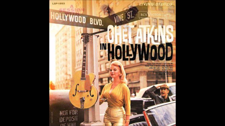 Chet Atkins~Mister Sandman~HD Quality