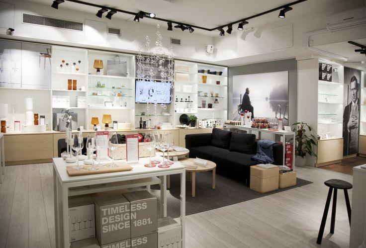 Iittala Esplanade Flagship Store.