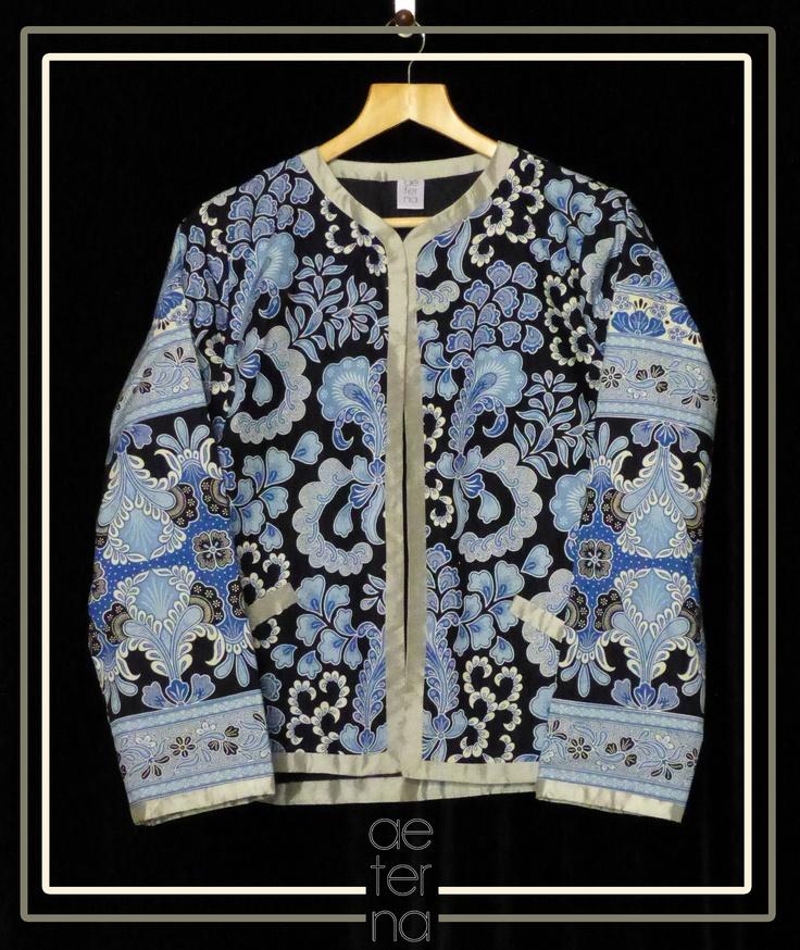 Batik Blazer by Aeterna