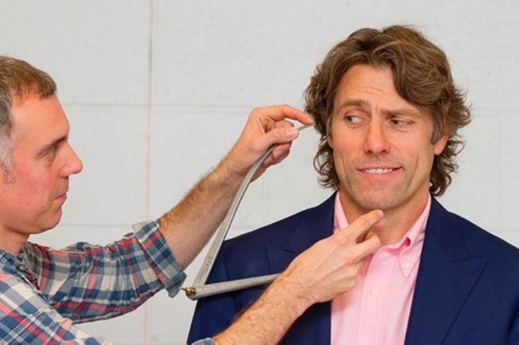 A second John Bishop? The Liverpool funny man will join Madame Tussauds in Blackpool in wax. #pr #celebrity