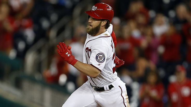 Bryce Harper, Nationals agree to 2018 contract