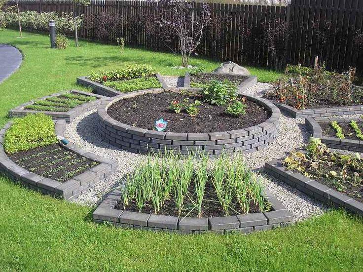 Gemüsegarten, der zur Kunst erhoben wird. Über 35 dekorative Gärten als Inspiration