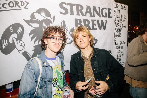 "Strange Brew 12"" Launch – The Critical Slide Society"