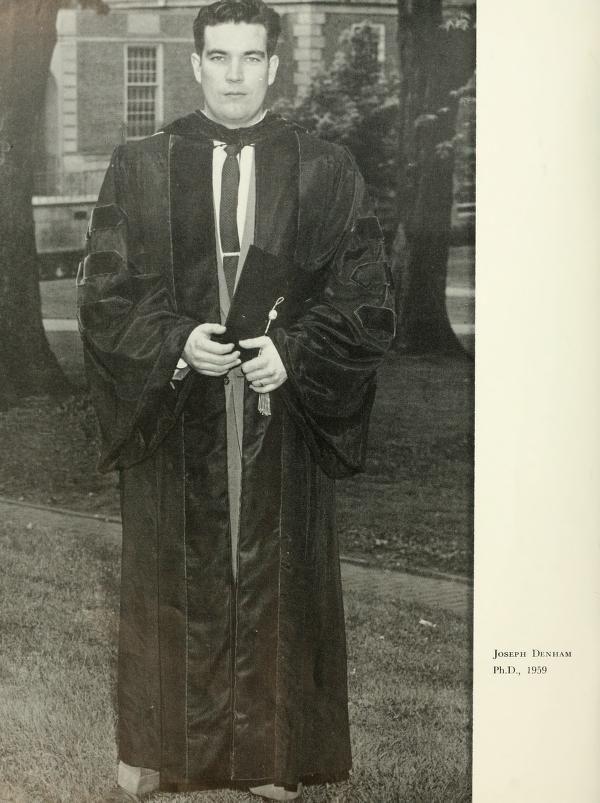 College dissertation archives