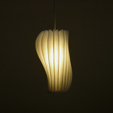 Stola lamp pendant by josh jakus via touchofmodern