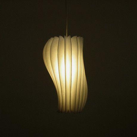 Stola lamp pendant by josh jakus via touchofmodern