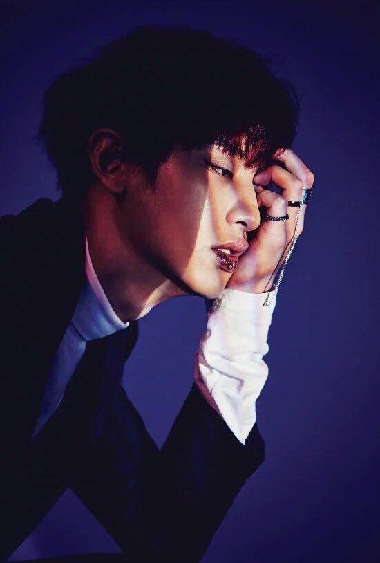 Chanyeol EXO MONSTER