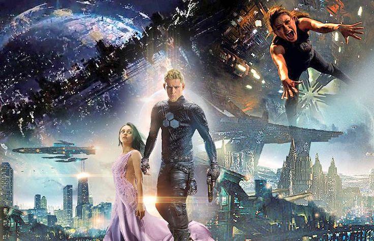 #JupiterAscending 2015 movie review, cast, plot & trailer on #iDeeTUBE  http://ideetube.com/jupiter-ascending-2015-complete-review-cast-plot-and-trailer/